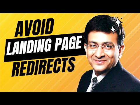 Avoid Landing Page Redirects (and How to Fix Them) - In English