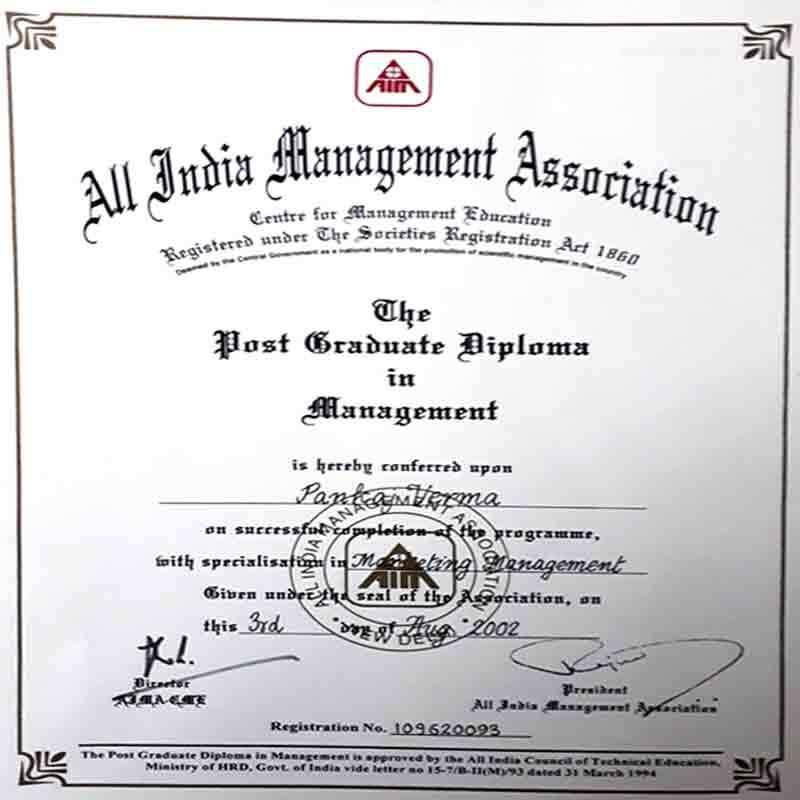Senior SEO Manager India